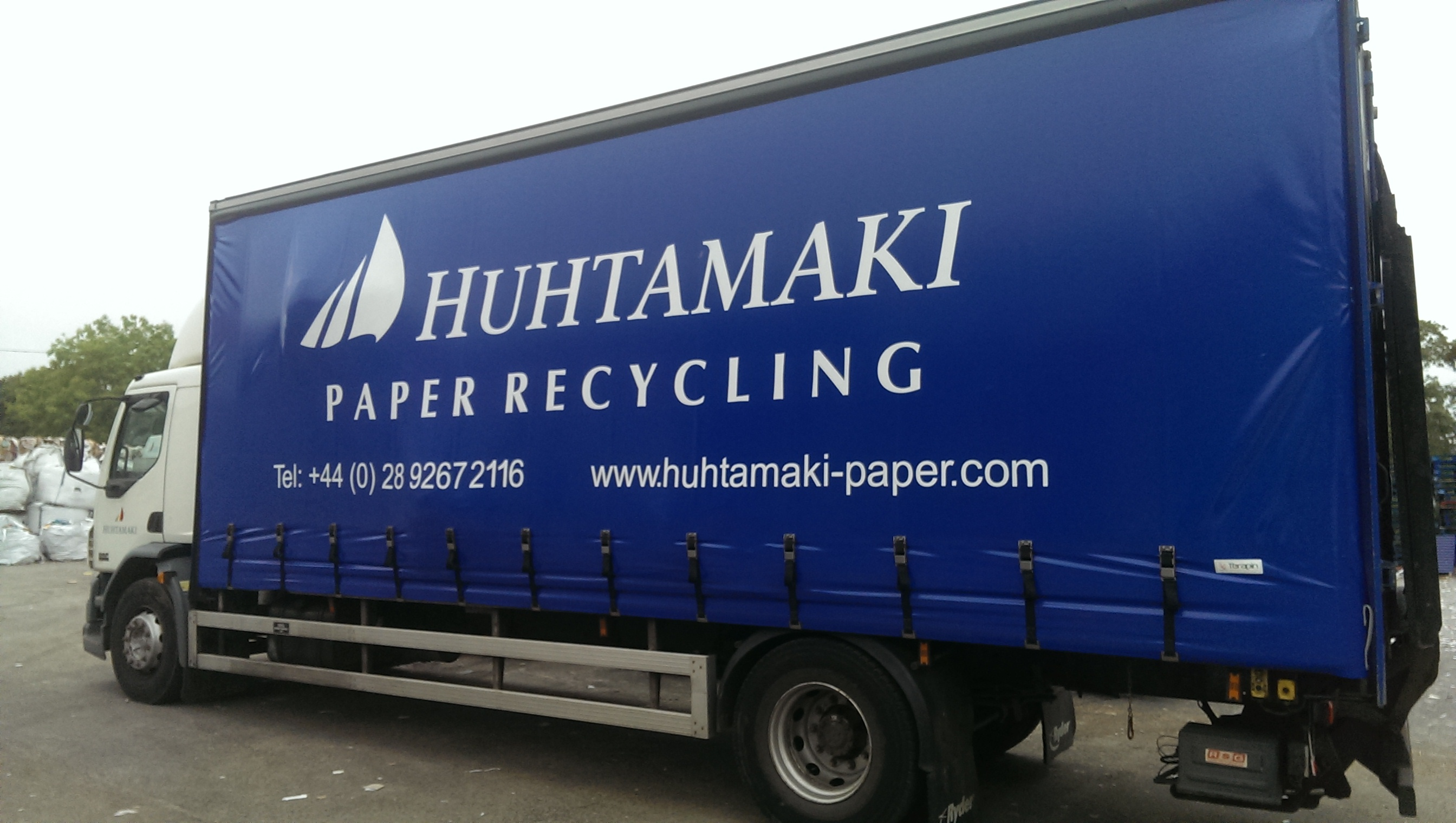Huhtamaki extends collection capacity
