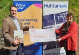 Huhtamaki Platinum Award Donation to MindWise New Vision